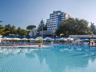 Urlaub Porec im Valamar Diamant Hotel