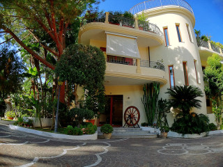 Urlaub Parghelia im Hotel Residence Piccolo