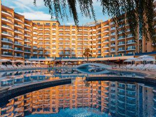 Urlaub Goldstrand im Grifid Hotel Arabella