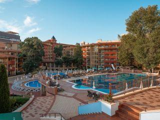 Urlaub Goldstrand im Grifid Hotel Bolero