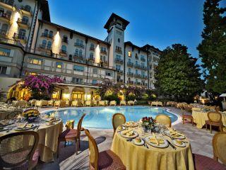 Urlaub Gardone Riviera im Savoy Palace