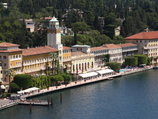 Urlaub Gardone Riviera im Grand Hotel Gardone