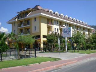 Urlaub Kemer im Seker Resort Hotel
