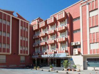 Cartagena im Hotel Manolo