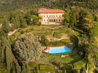 Donnini im Hotel Villa Pitiana