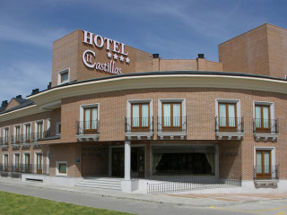 Urlaub Ávila im Hotel II Castillas Avila