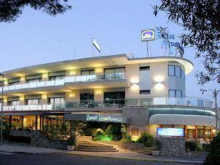 Urlaub Castelldefels im Best Western Hotel Mediterraneo