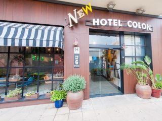 Urlaub Mataro im New Hotel Colón