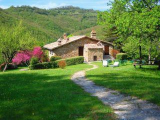 Urlaub Assisi im Romantik Le Silve