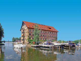 Urlaub Neustrelitz im Park Hotel Fasanerie Neustrelitz