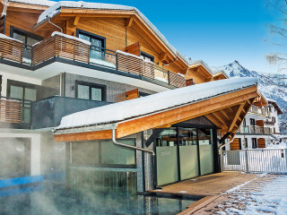 Chamonix-Mont-Blanc im Résidence Prestige Odalys Isatis à Chamonix
