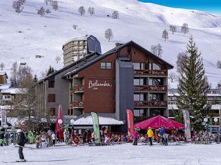 Les Deux Alpes im Belambra Club L'Orée des Pistes