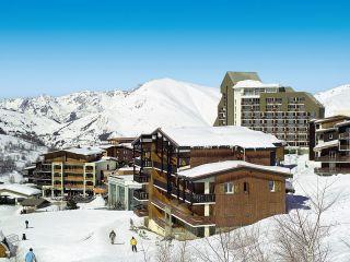 Les Deux Alpes im Belambra Clubs - Les Deux Alpes 1800