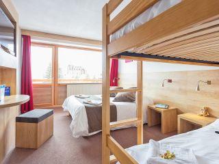 Mont-de-Lans im MMV Le Panorama Hotel Club