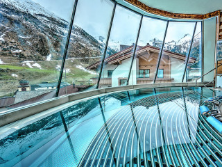 Hintertux im Alpenbad Hotel Hohenhaus