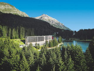Lenzerheide im Revier Mountain Lodge