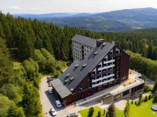 Urlaub Zelezná Ruda im Orea Resort Horizont
