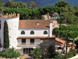Urlaub Platja d'Aro im Hotel GHT Xaloc