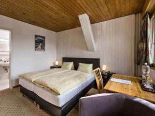 Urlaub St. Moritz im Berghotel Randolins
