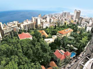 Urlaub Beirut im Gefinor Rotana