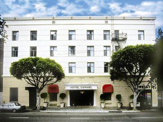 Urlaub Santa Monica im Hotel Carmel