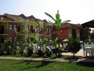 Urlaub Fethiye im Nazar Garden Hotel