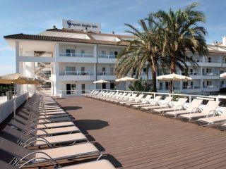 Urlaub Playa de Muro im Grupotel Alcudia Suite