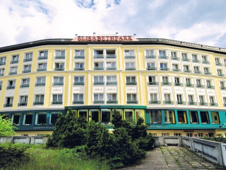 Bad Gastein im Elisabethpark