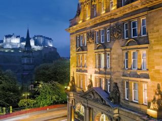 Edinburgh im Waldorf Astoria Edinburgh - The Caledonian