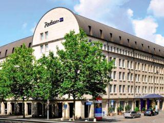 Bremen im Radisson Blu Hotel Bremen