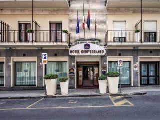 Catania im Best Western Hotel Mediterraneo