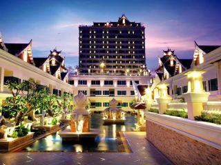 Urlaub Cha Am im Grand Pacific Sovereign Resort & Spa