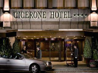 Rom im Cicerone Hotel