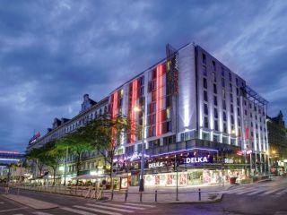 Wien im InterCityHotel Wien