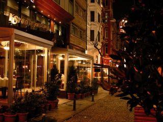Istanbul im Kervansaray Hotel