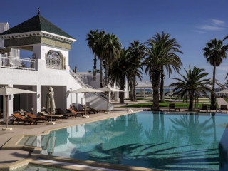 Hammamet im Hotel Bel Azur Thalasso & Bungalows