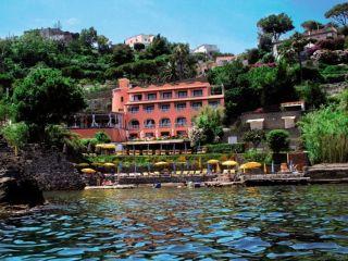 Urlaub Ischia Porto im Delfini Terme