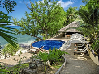 Insel Cerf im Cerf Island Resort