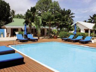 Insel Praslin im Hotel Villas de Mer