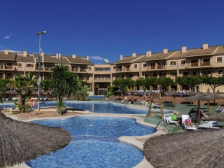 Urlaub L'Alfàs del Pi im Albir Garden Resort & Aqua Park