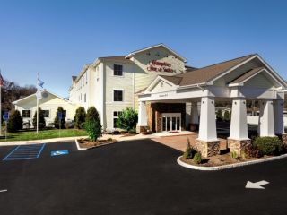 Urlaub Mystic im Hampton Inn & Suites