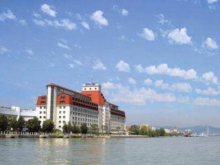 Urlaub Wien im Hilton Vienna Danube Waterfront