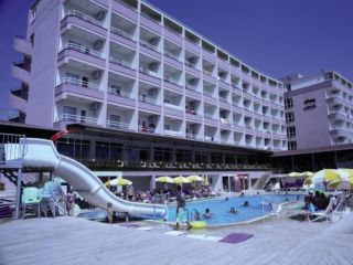 Urlaub Kargicak im Royal Ideal Beach Hotel