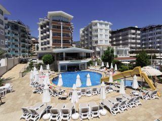 Alanya im Xperia Saray Beach Hotel