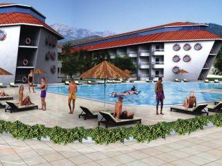 Urlaub Kiris im Daima Resort