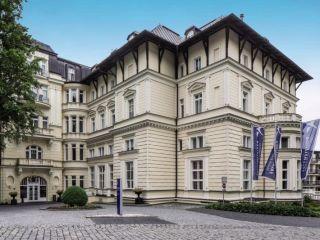 Mariánské Lázne im Falkensteiner Hotel Grand MedSpa Marienbad