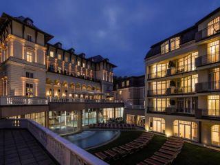 Urlaub Mariánské Lázne im Falkensteiner Hotel Grand MedSpa Marienbad