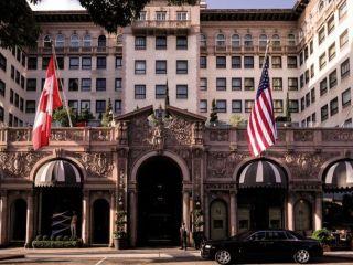 Urlaub Los Angeles im Four Seasons Beverly Wilshire