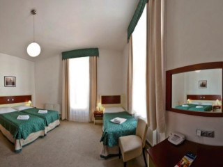 Prag im Hotel Atos