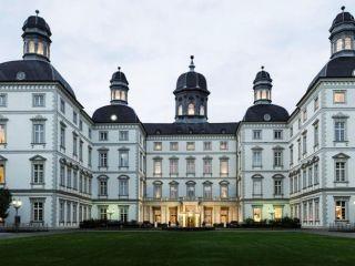 Bergisch Gladbach im Althoff Grandhotel Schloss Bensberg